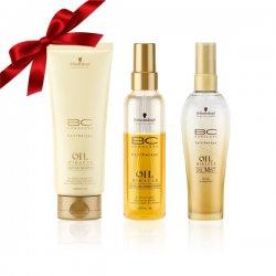 Prezent: Schwarzkopf, zestaw do włosów cienkich i normalnych, szampon + odżywka + mgiełka