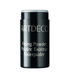 Artdeco Fixing Powder, bezbarwny puder utrwalający makijaż, wkład, 10g