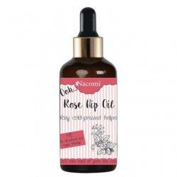 Nacomi, olej z dzikiej róży ECO, 50ml