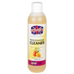 Ronney, cleaner do paznokci, mango, 1000ml
