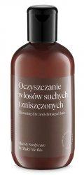 Make Me Bio, delikatnie pieniący się szampon do włosów suchych i zniszczonych, 250ml