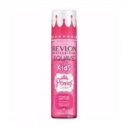 Revlon Equave Kids Princess Look, odżywka rozplątująca dla dzieci, eko, 200ml