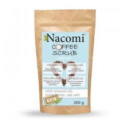 Nacomi, peeling suchy - kokos, 200g