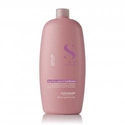 Alfaparf Semi di Lino Moisture, odżywka nawilżająca do włosów suchych, 1000ml