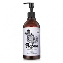 Yope Naturalne mydło w płynie, Figowe, 500ml