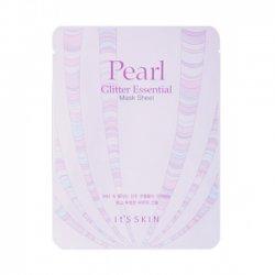 It's Skin Pearl Bright, maska w płachcie z perłą