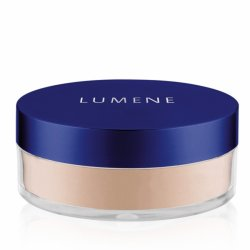 Lumene Sheer Finish Loose Powder, puder transparentny, 8g