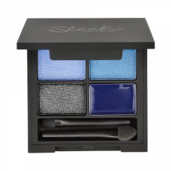 Sleek Makeup I-Quad, cienie do powiek, midnight blues
