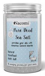 Nacomi, sól z Morza Martwego, 1400g