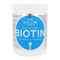Kallos KJMN Biotin, maska upiększająca, 1000ml