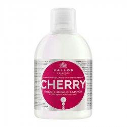 Kallos KJMN Cherry, szampon nawilżający, 1000ml
