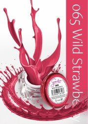 Semilac UV Gel Color 065 Wild Strawberry, 5ml