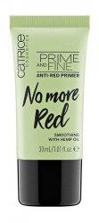 Catrice Prime and Fine Anti-red, baza redukująca zaczerwienienia, 30ml