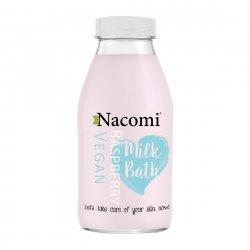 Nacomi, mleko do kąpieli - malina, 300ml