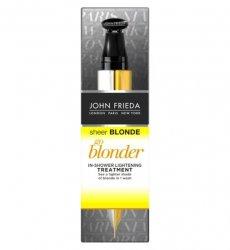 John Frieda Sheer Blonde, rozjaśniająca kuracja pod prysznic, 54ml