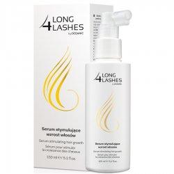 Long 4 Lashes, serum stymulujące wzrost włosów, 150ml