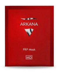 Arkana PRP, maska odmładzająca z efektem plasma-lift w płacie, ref. 52009