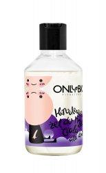 OnlyBio, żel do mycia ciała dla dzieci, hipoalergiczny skóra atopowa, alergiczna, 250ml