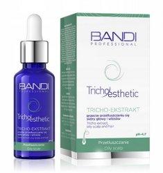 Bandi Tricho-Esthetic, tricho-ekstrakt przeciw przetłuszczaniu się skóry głowy i włosów, 30ml