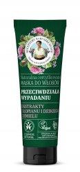 Babuszka Agafia, maska przeciw wypadaniu włosów, 200ml