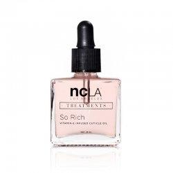 NCLA So Rich, olejek zmiękczający skórki, 15ml