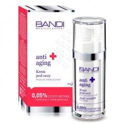 Bandi Medical Expert, Anti Aging, krem pod oczy przeciw zmarszczkom, 30ml