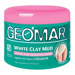 Geomar Ocean, antycellulitowe białe błoto do skóry wrażliwej, 500ml