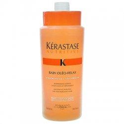 Kerastase Nutritive Bain Oleo-Relax, szampon, kąpiel wygładzająca, 1000ml