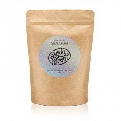 BodyBoom, peeling kawowy Magiczny Węgiel, 100g