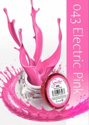 Semilac UV Gel Color 043 Electric Pink, 5ml
