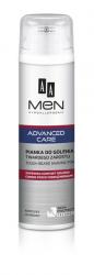 AA MEN Advanced Care, pianka do golenia twardego zarostu, 250ml