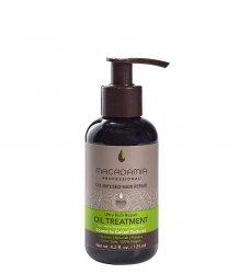 Macadamia Professional Vege, ultra-nawilżający olejek do włosów grubych, 125ml