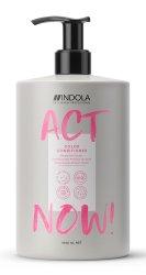 Indola Act Now!, wegańska odżywka do włosów farbowanych, 1000ml