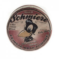 Schmiere Pomade Light, pomada do włosów, 140ml