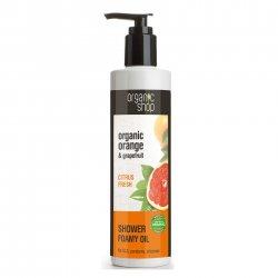 Organic Shop, odświeżający olejek pod prysznic Cytrusy, 280ml