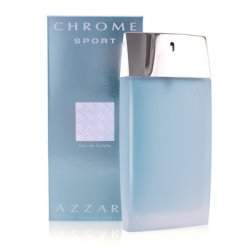 Azzaro Chrome Sport, woda toaletowa, 100ml (M)