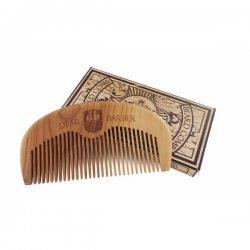Dear Barber, grzebień do brody
