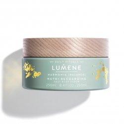 Lumene Harmonia Nutri-Recharging, odżywczy peeling solny do ciała, 250ml
