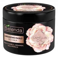Bielenda Camellia Oil, luksusowe masło do ciała, 200ml