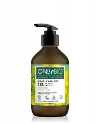 OnlyBio, hipoalergiczny żel do mycia twarzy, 250ml
