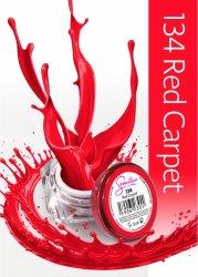 Semilac UV Gel Color 134 Red Carpet, 5ml