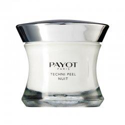 Payot Techni Liss, krem na noc z kwasami AHA wygładzający głebokie zmarszczki, 50ml