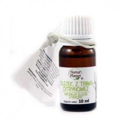 NaturPlanet, olejek z trawy cytrynowej, 10ml