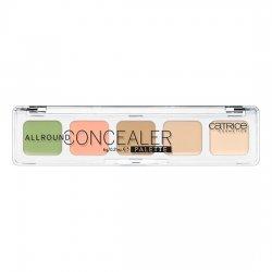 Catrice Allround Concealer, paleta korektorów, 6g