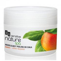 AA Sensitive Nature Spa, Mango, modeluj�cy peeling do cia�a, 200ml