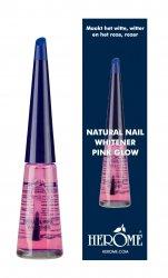 Herome Natural Nail Whitener, błyskawiczny wybielacz płytki paznokcia, 10ml