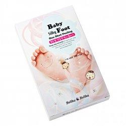 Holika Holika Baby Silky Foot One Shot Peeling, skarpetki złuszczające