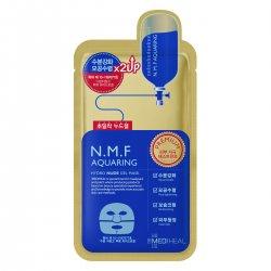 Mediheal N.M.F Aquaring Nude Gel Mask, maska żelowa nawilżająco-wygładzająca, 30g