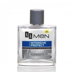 AA Men Intensive, łagodząca woda po goleniu 100 ml (M)
