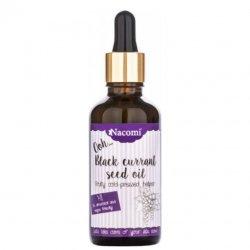 Nacomi, olej z czarnej porzeczki, 50ml